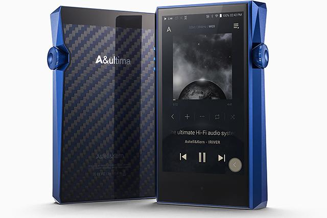 新品 | 袖珍版旗舰设计-A&K A&ultima SP1000m DAP-影音新生活